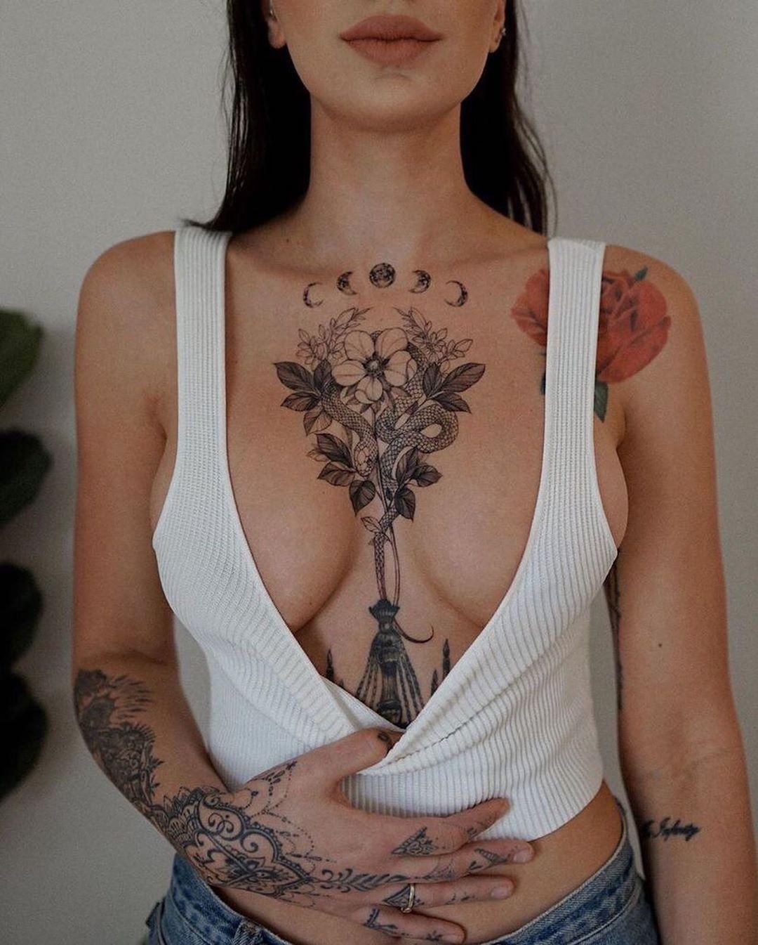 Photo of Blackwork Inspiration | Inkstinct –  What's your favorite tattoo 1-6?by GOYO T…