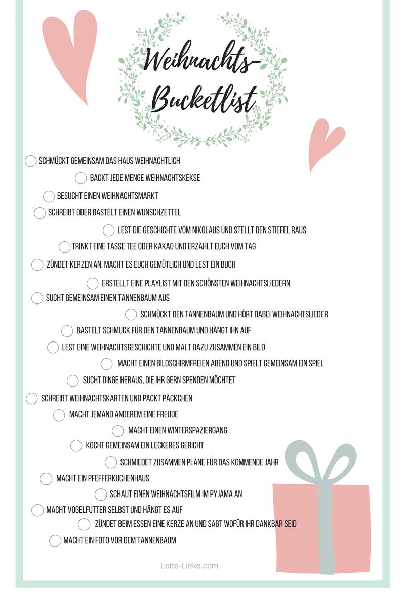 Familienzeit im Advent - Einen Adventskalender basteln einfach und schnell | Lotte & Lieke - Lifestyle und Mamablog