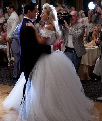 Margot Robbie Wedding.Ella Barrett On Film Fashion Wedding Dress Wednesday The