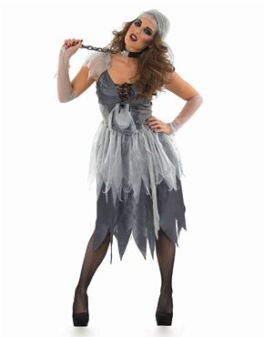 Zombie Pirate Wench Costume