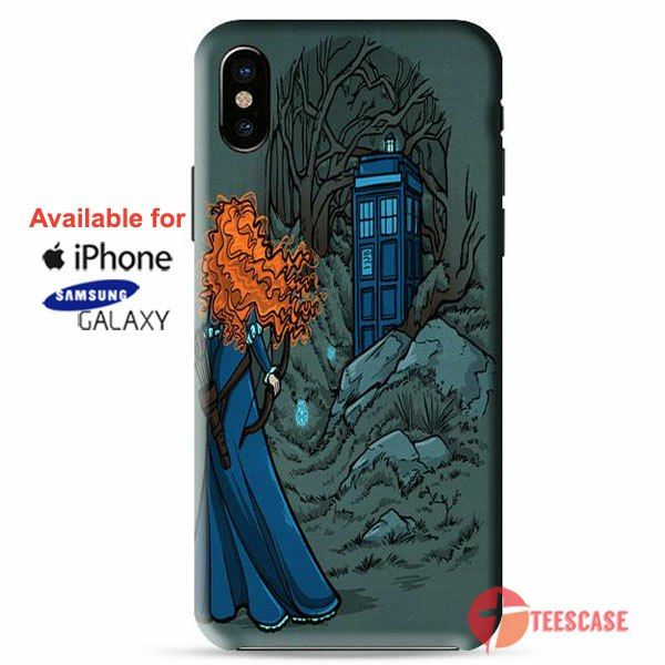 huge selection of 5849e 05935 Merida Tardis Dr Who iPhone X Cases, iPhone Cases, Samsung Galaxy ...