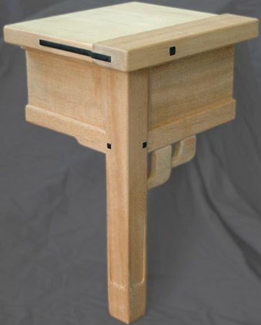 Gu0026G Details   Darrell Peart   Furniture Maker