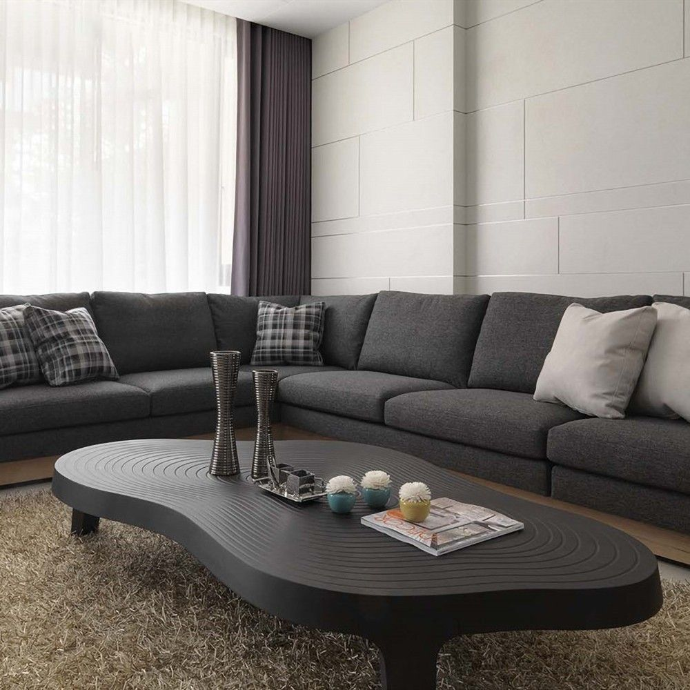 Pin By Sam Taylor On Furniture Ideas In 2021 Minimalist Coffee Table Coffee Table Design Modern Black Furniture Living Room [ 1000 x 1000 Pixel ]