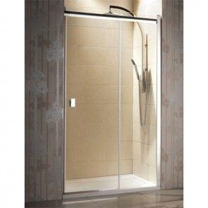 Manhattan 8 Straight Slider Alcove Shower Door 1400mm - M14S4624CC - Banyo