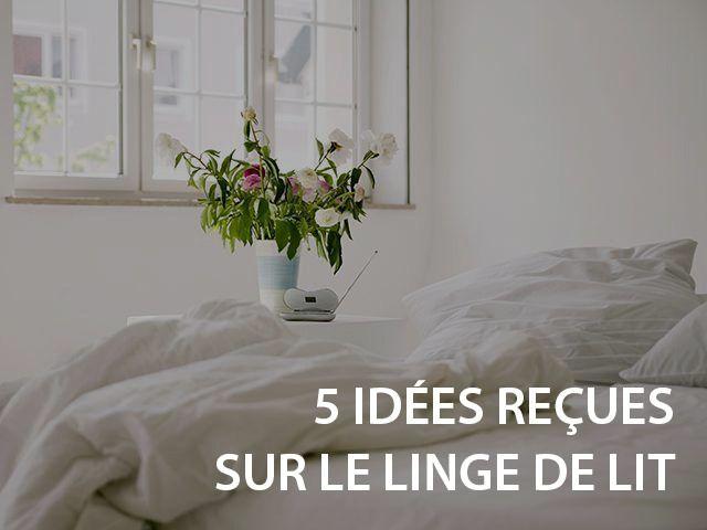 linge de lit quelle Comment bien choisir et entretenir son linge de lit. Quelle  linge de lit quelle