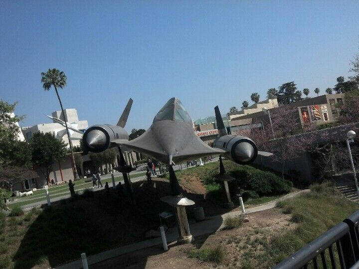 Exposition Park in L.A.