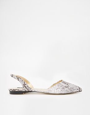 Blink Sling Flat Point Shoes