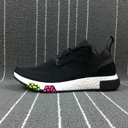 6b359deac7ef5 Cheap shoes Unisex Adidas NMD Racer PK Spring Line UP Black White CQ2441  Shoe