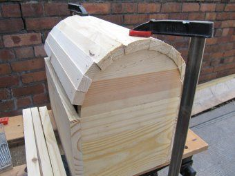Making A Treasure Chest In 2019 Wooden Chest Treasure