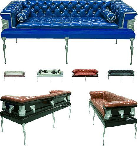 http dornob com 10 coffin furniture ideas caskets couches to death