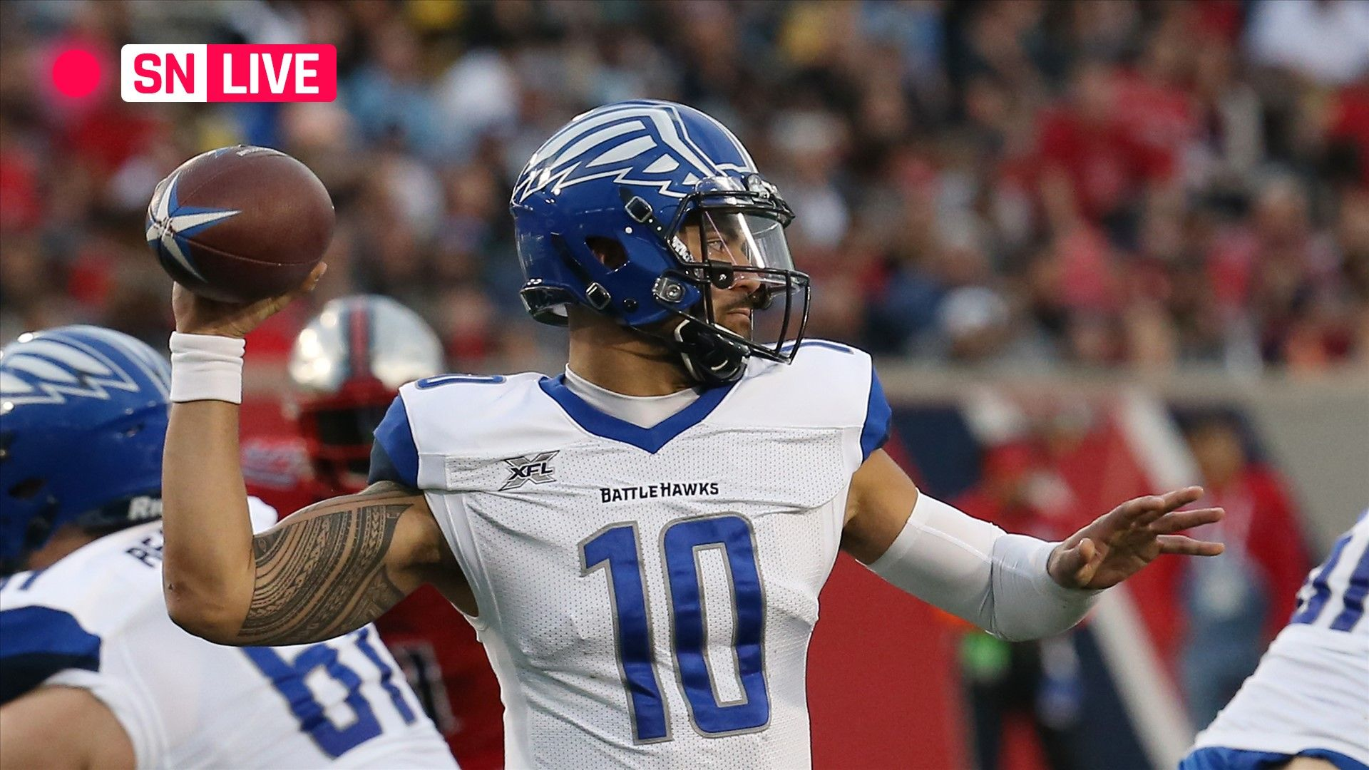 XFL scores Week 3 Live updates, results, highlights from