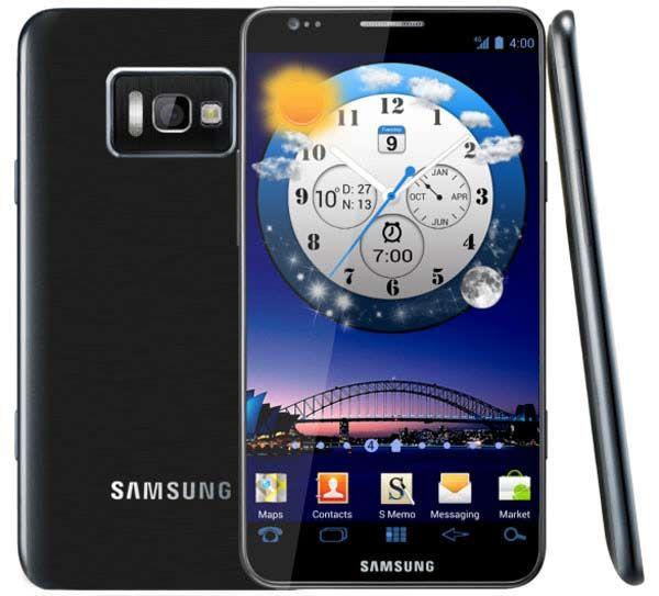 ¿Y cómo será el Samsung Galaxy S3? Alucinanteee!