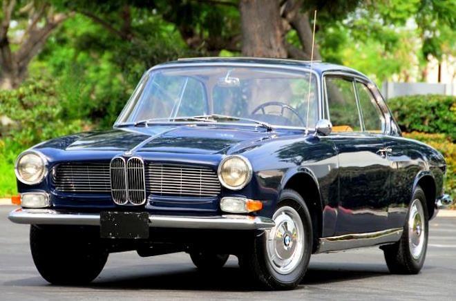 BMW 3200 CS Bertone 1965 | Things That Move Me | Pinterest | BMW ...