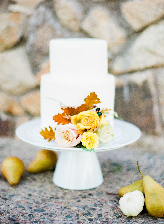 Romantic Fall Wedding Inspiration by Ashley Rae Photography | Fall ...