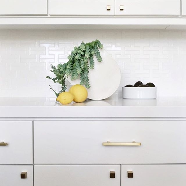 We Love, Love, Love How Our Chaine Homme In White Gloss Is Looking In Orlando Soria's Kitchen