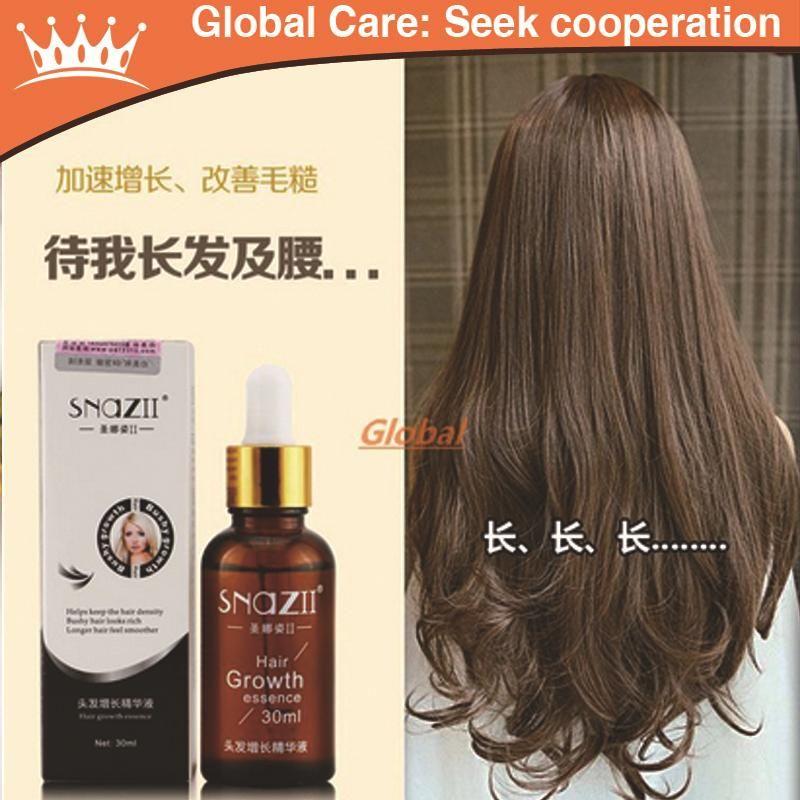 Authentic atitude de perda de cabelo crescimento do cabelo óleo essencial líquido anti - caspa condicionador cuidado suave para alishoppbrasil