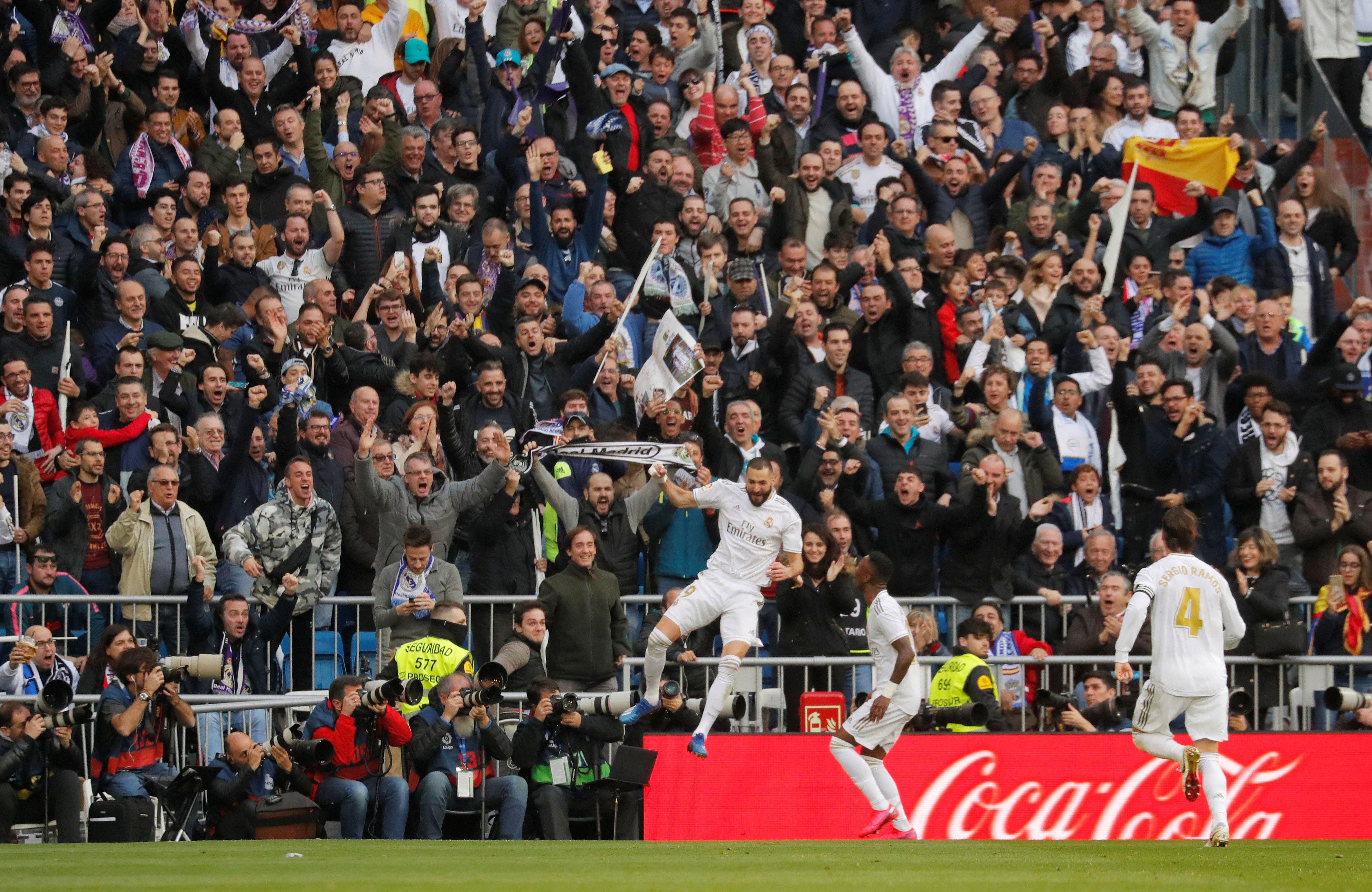 Real Madrid vs Sociedad: Live stream TV channel kick-off ...
