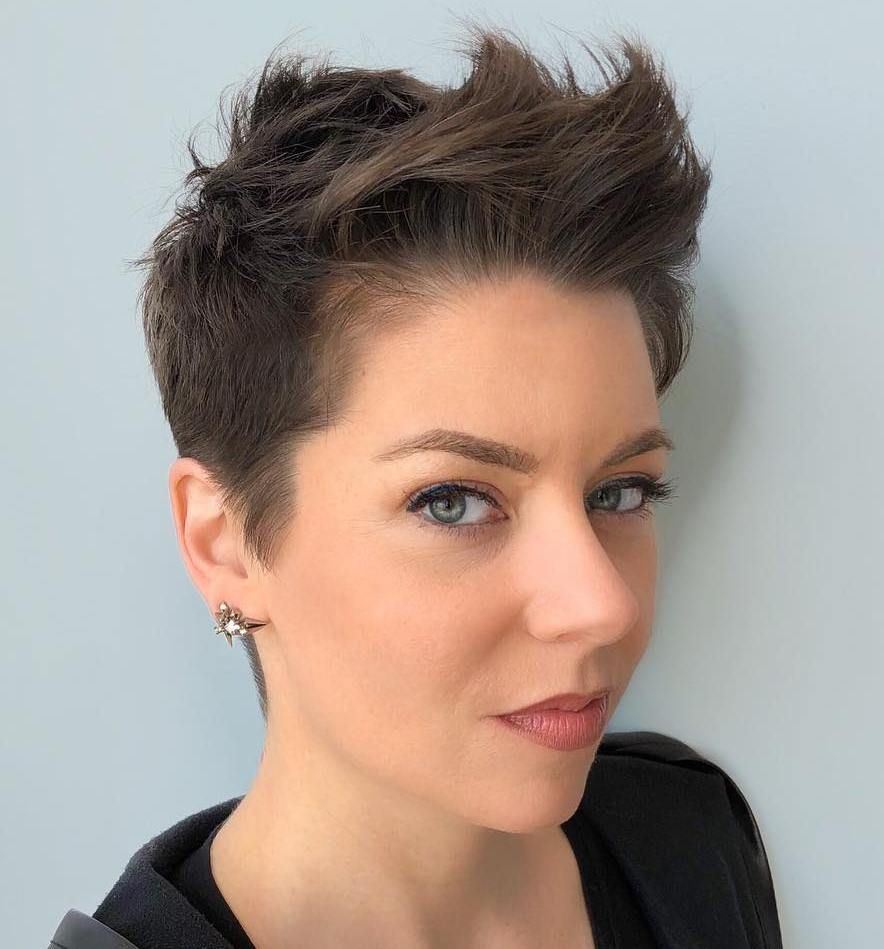20 Statement Androgynous Haircuts For Women Androgynous Haircut
