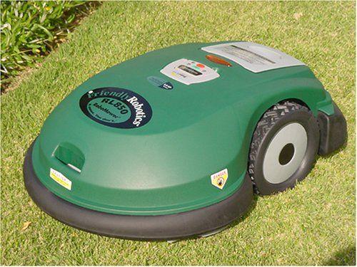 Robomow Rl850 Robotic Cordless Electric Lawn Mower 21