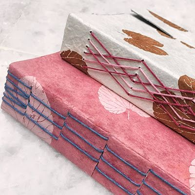 Every Book Its Reader: Long Stitch Binding…