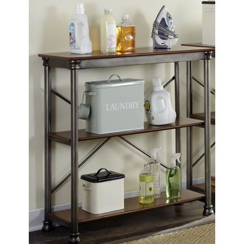 The Orleans Multi Function Shelves Home Styles Furniture Free Standing Shelves…