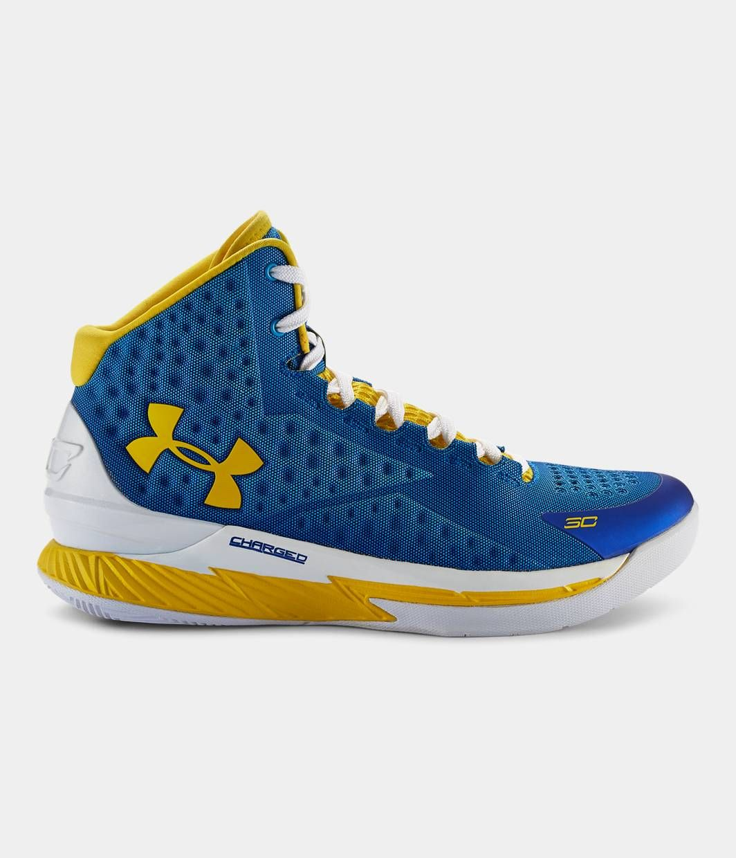 Men's UA Curry One Basketball Shoes
