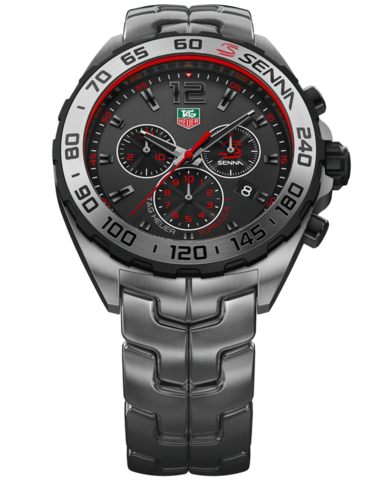 Tag Heuer Formula 1 Senna Special Edition Chronograph Caz1012 Ba0883 Timex Watches Tag Heuer Watches For Men