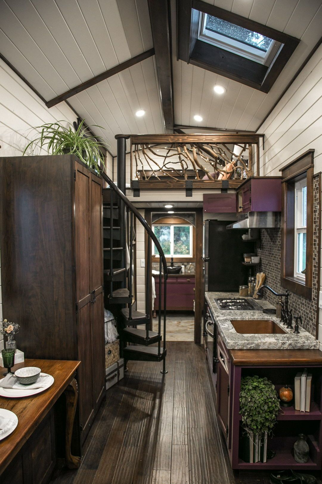 Home interior design royal tudor house by tiny heirloom in   homes  pinterest  purple
