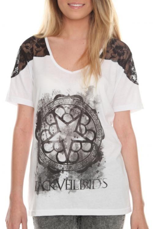 Black Veil Brides t-shirt