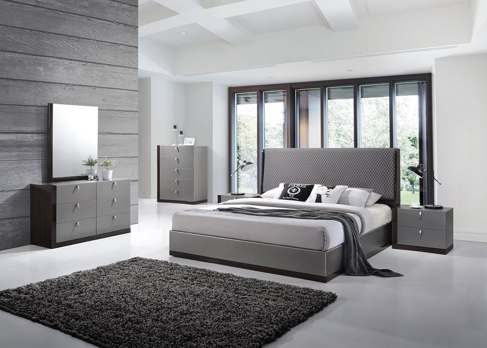 Sorrento Bedroom Set By J M Room Board In 2019 Modern Bedroom