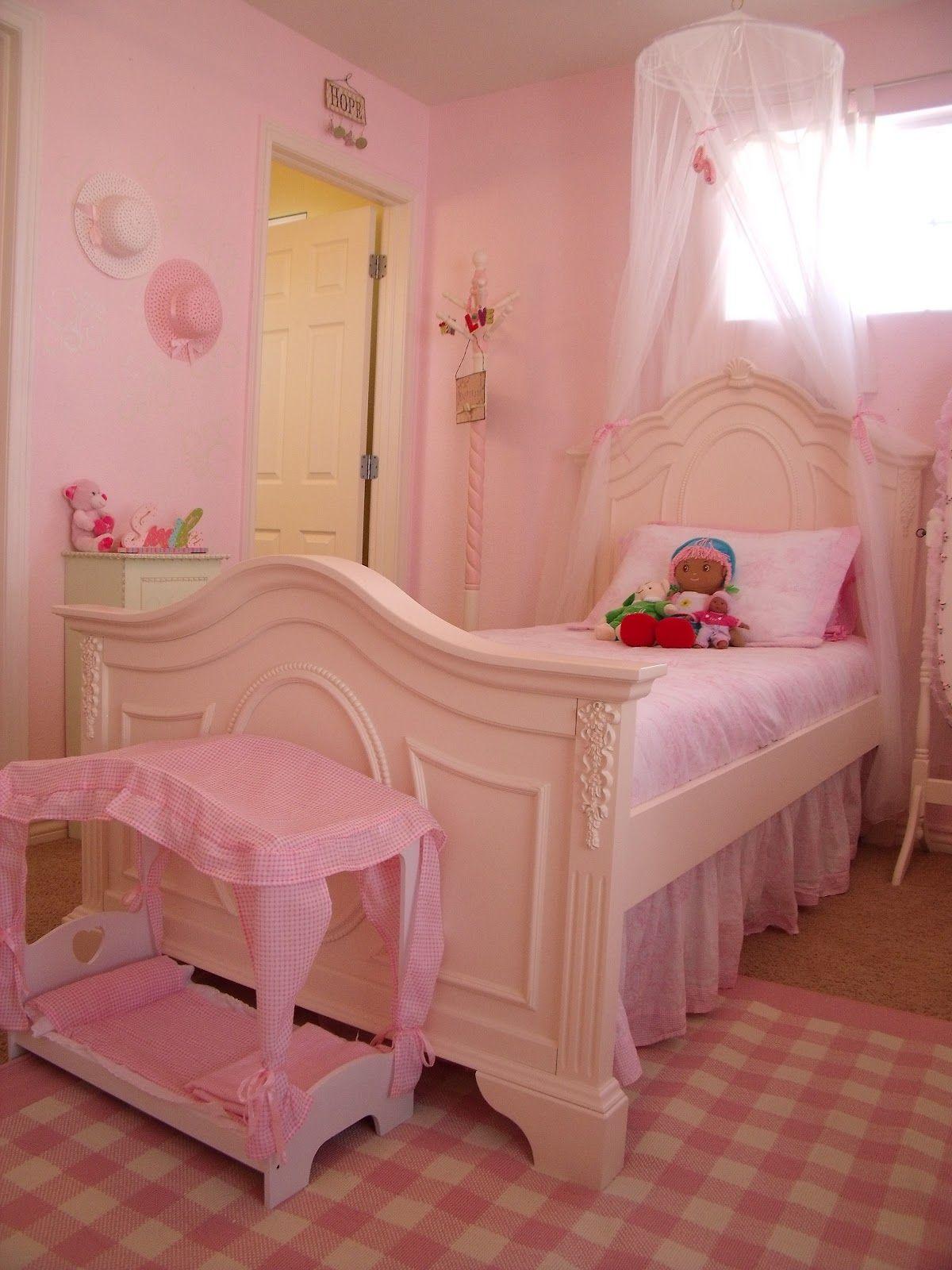 Girls Room 008 Jpg 1 200 1 600 Pixels Bed For Girls Room White Wooden Bed Room