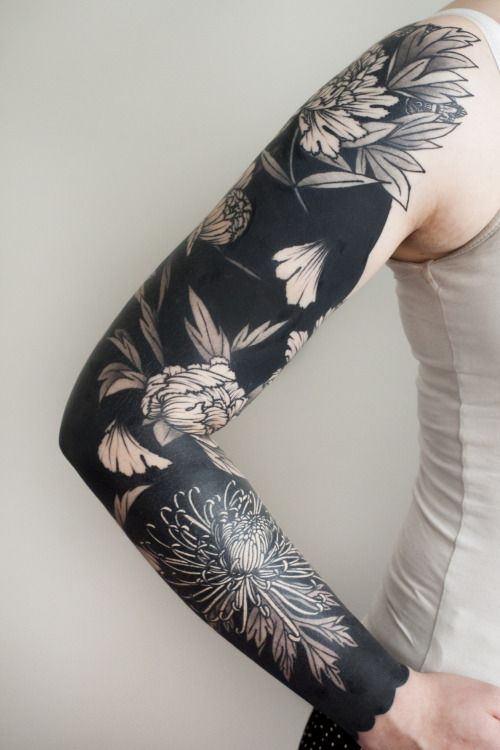 joshstephenstattoos | Ink & Inspiration | Tattoos, Chrysanthemum ...