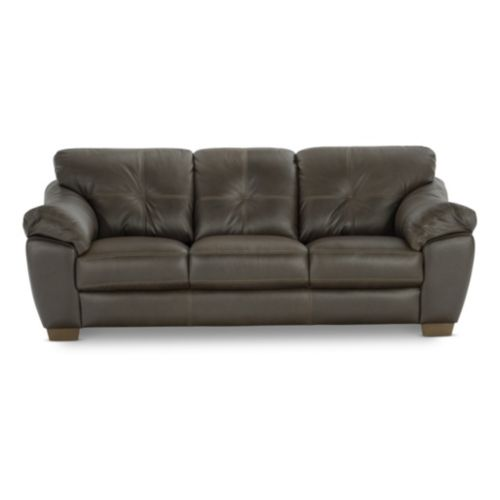 Phoenix Leather Sofa | HOM Furniture | New Home Ideas | Pinterest