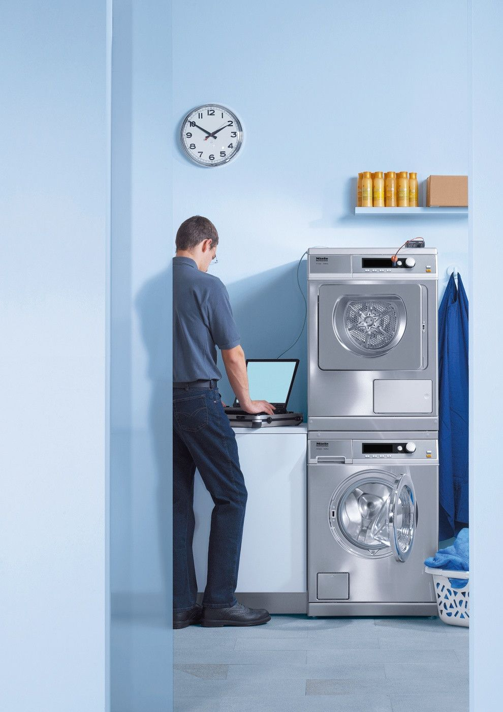 Washing Machines For Offshore Scotland Laundry Equipment
