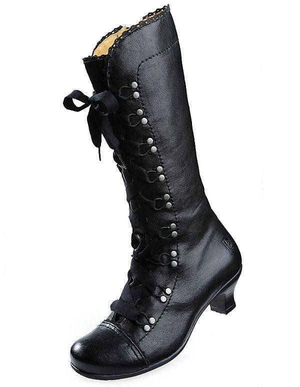 Boots Misa of Brako in blue | Deerberg | Schuhe damen