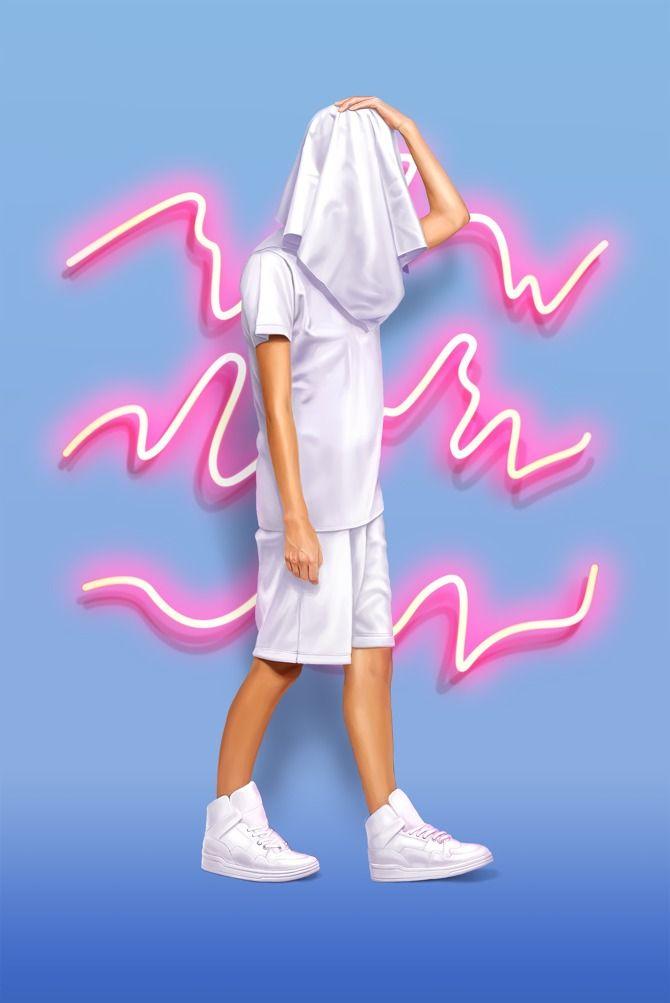 Neon Light / Vasya Kolotusha