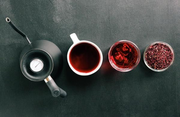 With bright, summery notes of grenadine and cranberry, our new Hibiscus #organic #specialtytea is the perfect drink for fall weather. When brewed hot, it is soothing and tart . . . yet when iced, it becomes floral and stimulating to the extreme!
