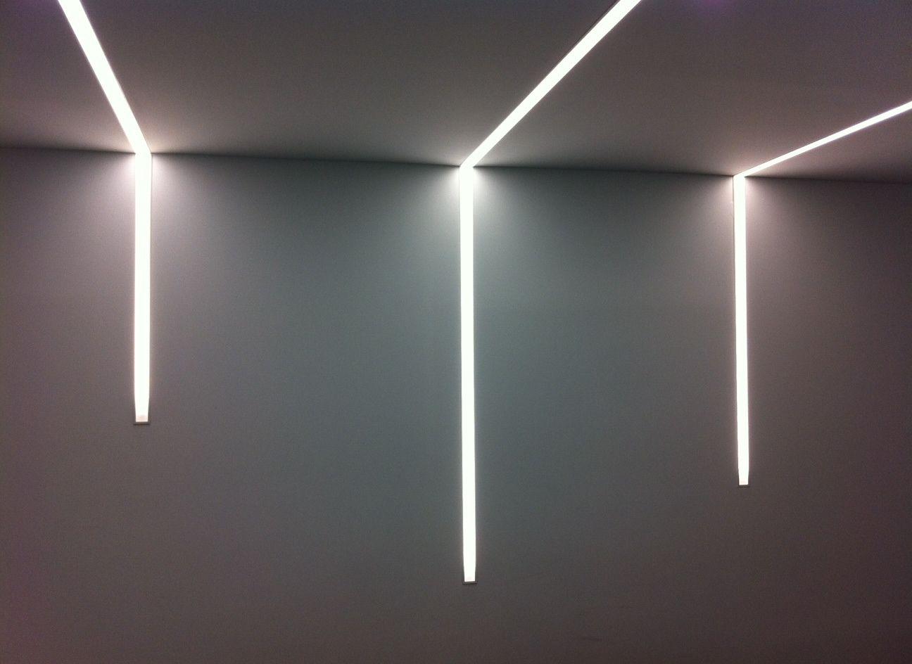 Decoracion Led En Techo Y Pared Proyecto De Iluminacion Interior Iluminacion De Comedor Decorar Con Luces Led