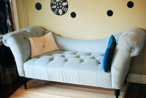 Nice Customer Image Gallery For Skyline Furniture Roslyn Double Arm Tufted Chaise  Lounge, Buckwheat Velvet