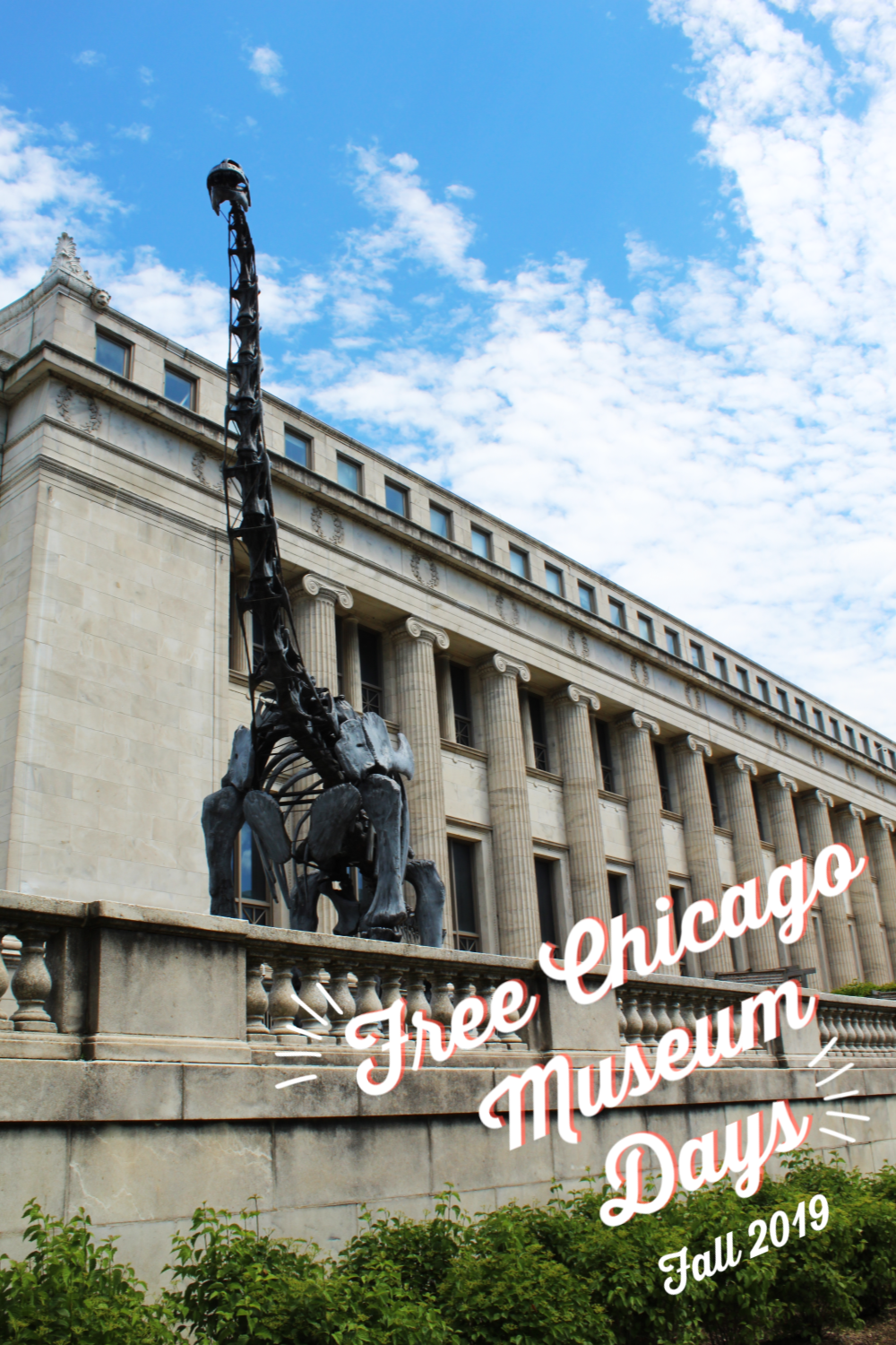 Free Chicago Museum Days Fall 2019 Chicago museums, Best
