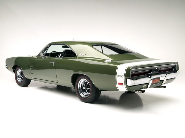 1969 Dodge Charger 500 Hemi (XX29) muscle classic f wallpaper background