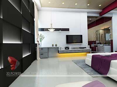 Living Room 3D Design Bedroom Interior 3D Design Render  3D Power Gallery  Pinterest