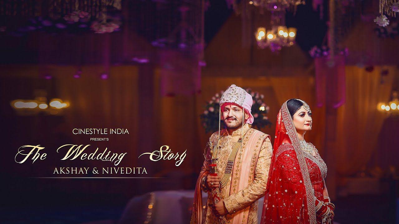 Best Indian Cinematic Wedding Highlight Video 2020 Akshay Nivedita Cinestyle India Jammu Y In 2020 Wedding Highlights Video Wedding Highlights Marriage Songs