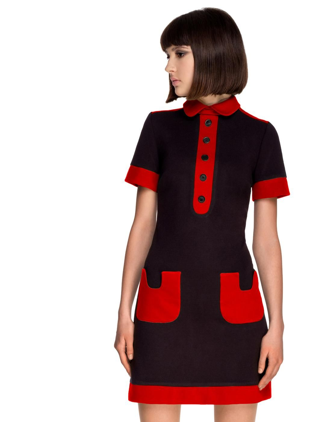 5c916cdd969 ... dress. No jean for me until the  70s. This was my look in 60 s. Laura  Petrie meets Mod  )