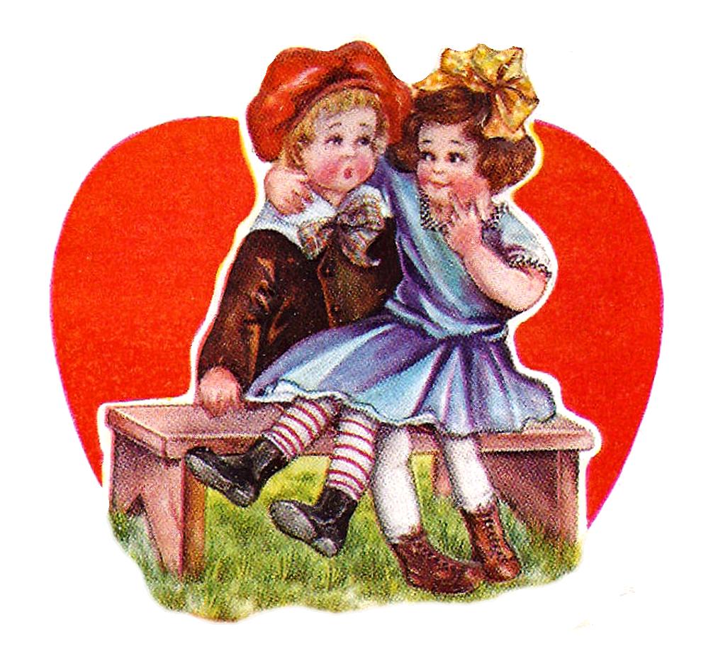valentine-heart-girl-boy-printable-crafting-antique-png.png (PNG-kuva, 989×942 kuvapistettä) - Pienennetty (69 % alkuperäisestä)