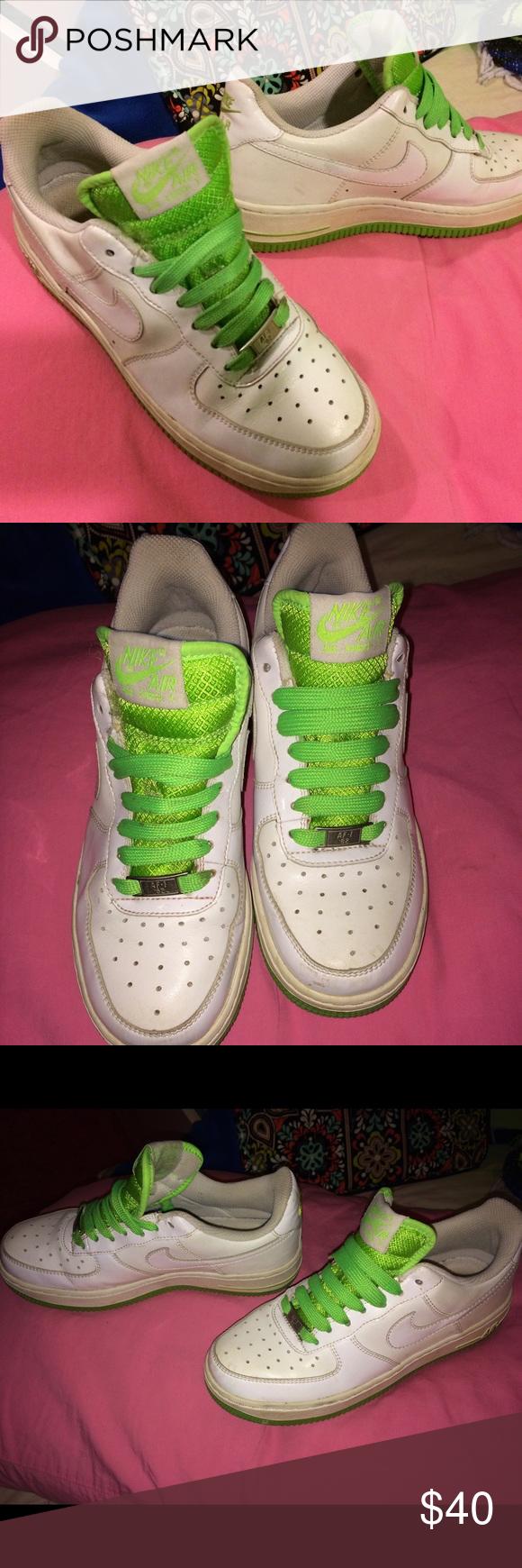 Nike, Nike air force, Sneakers