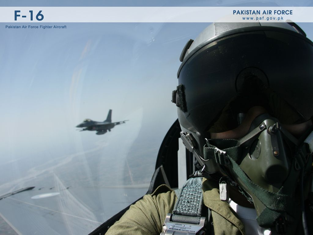pakistan air force f-16 cockpit view wallpaper | my army..my pride