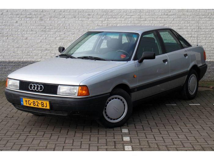Audi - 80 1.8 S - 1990