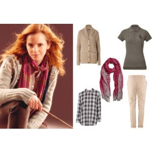 Designer Clothes, Shoes & Bags for Women | SSENSE. Hermione Granger OutfitsDeathly  ...