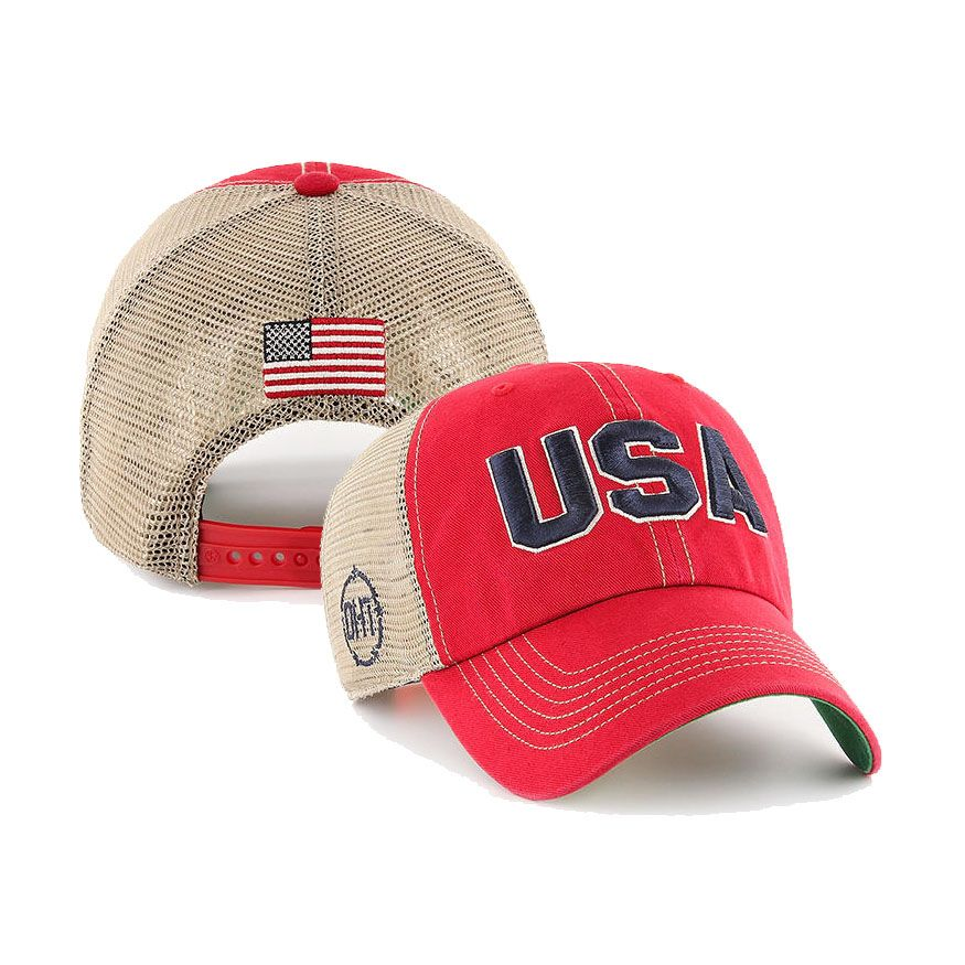 47 Brand Operation Hat Trick OHT Trawler USA Cleanup